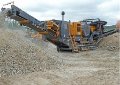 TESAB 10570 JAW CRUSHER